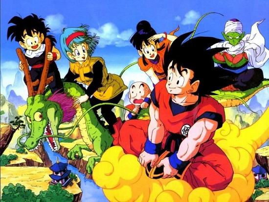 Cartoons from the 90s - Dragon Ball Z
