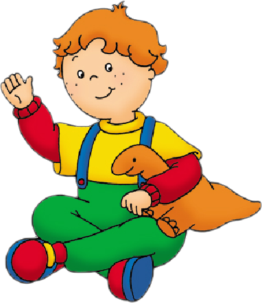 Leo - Caillou Wiki