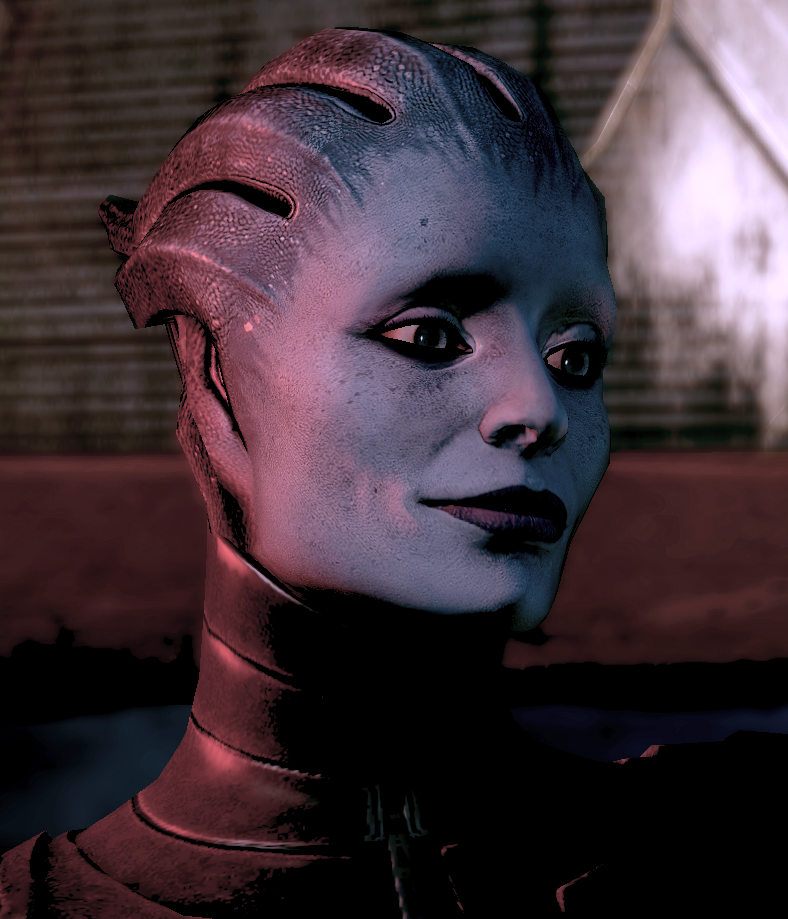 Asari Face Paintings