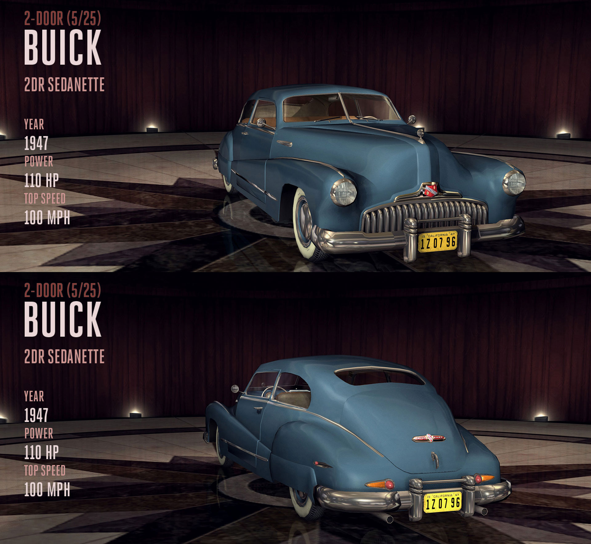 1941 Buick 40 Special: Buick 2DR Sedanette