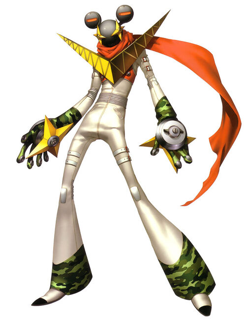 Persona 4 Anime Characters Database : Jiraiya megami tensei wiki a demonic compendium of your