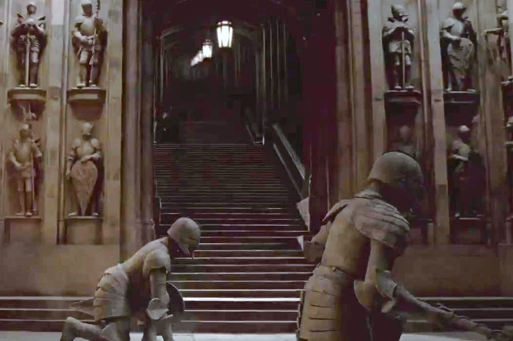 Harry Potter Staircase : Marble staircase harry potter wiki