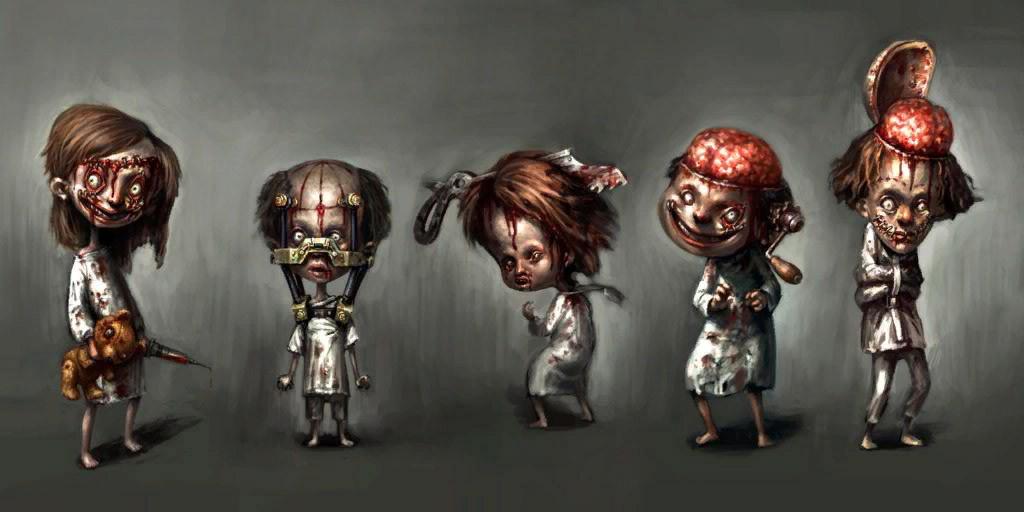 Insane Children - Alice Wiki - We're all mad here.