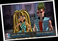 Cleo y Deuce