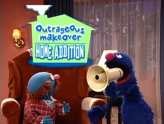 Grover And Mr Johnson Muppet Wiki