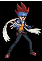 Beyblade Characters Ginga