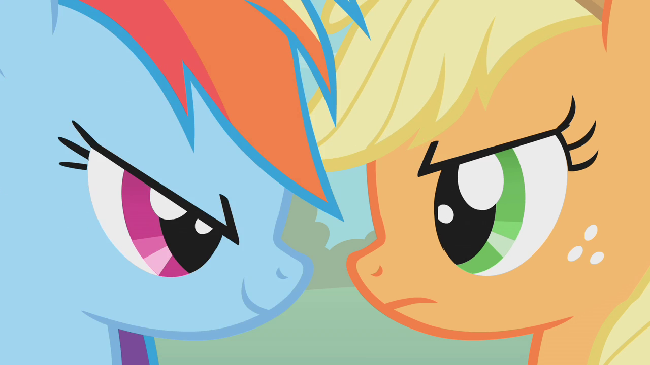 About apple jack depiction in the series