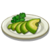 Avocado Sliced-icon
