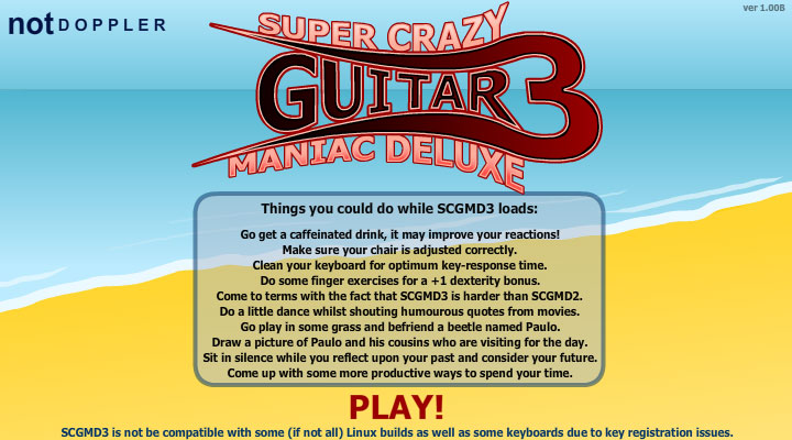 Super Crazy Guitar Maniac Deluxe 4