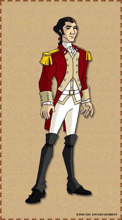 General George Washington Revolutionary War Image - Benedict Arnol...