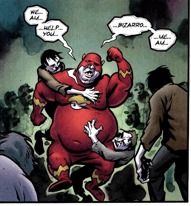 Bizarro Flash (New Earth) - DC Comics Database