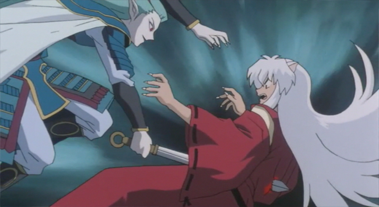 Inuyasha The Movie Affections Touching Across Time Anime Tv Tropes