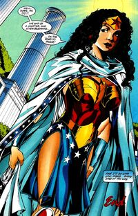Wonder Woman (Diana of Themyscira)