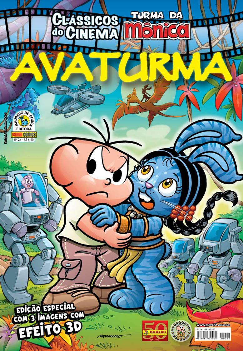 Avaturma - Turma da Mônica Wiki