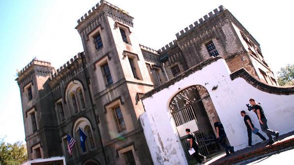 Old Charleston Jail Episode Ghost Adventures Wiki