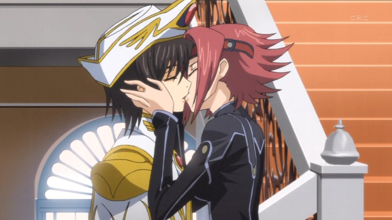 lelouch and kallen relationship with god