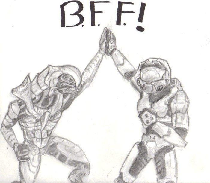 Lujo Dibujos De Halo 4 Master Chief Para Colorear Festooning ...