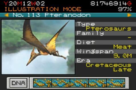 Pteranodon - Park Pedia - Jurassic Park, Dinosaurs ...