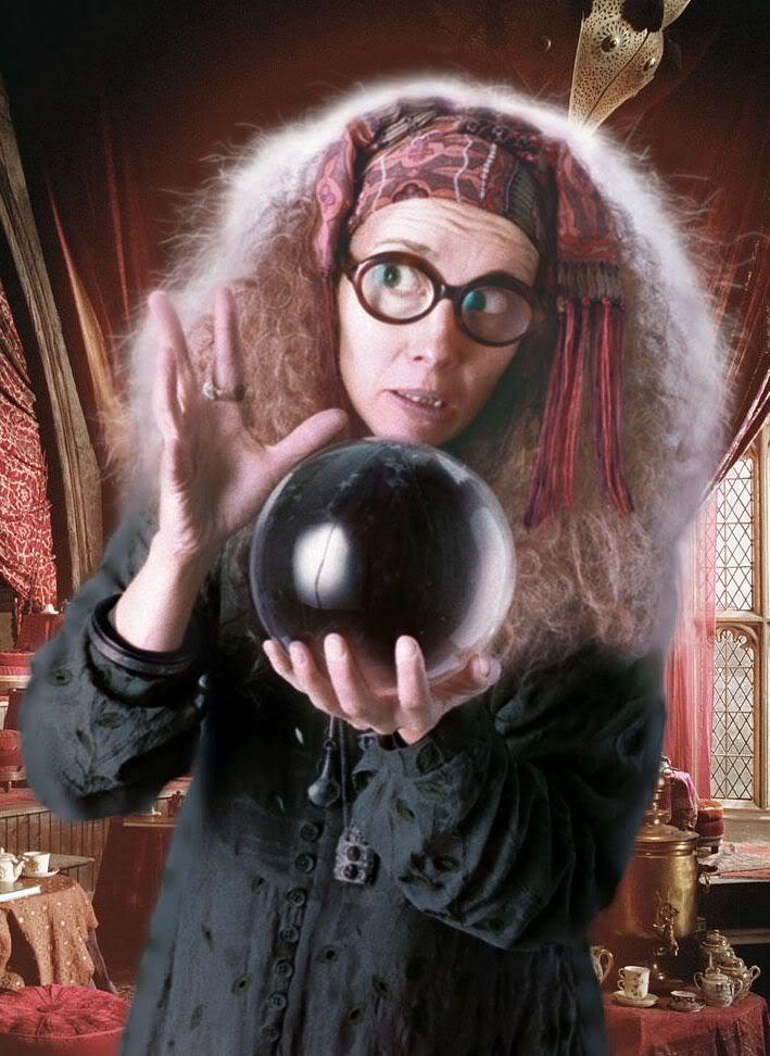 Open Classroom Door Divination professor