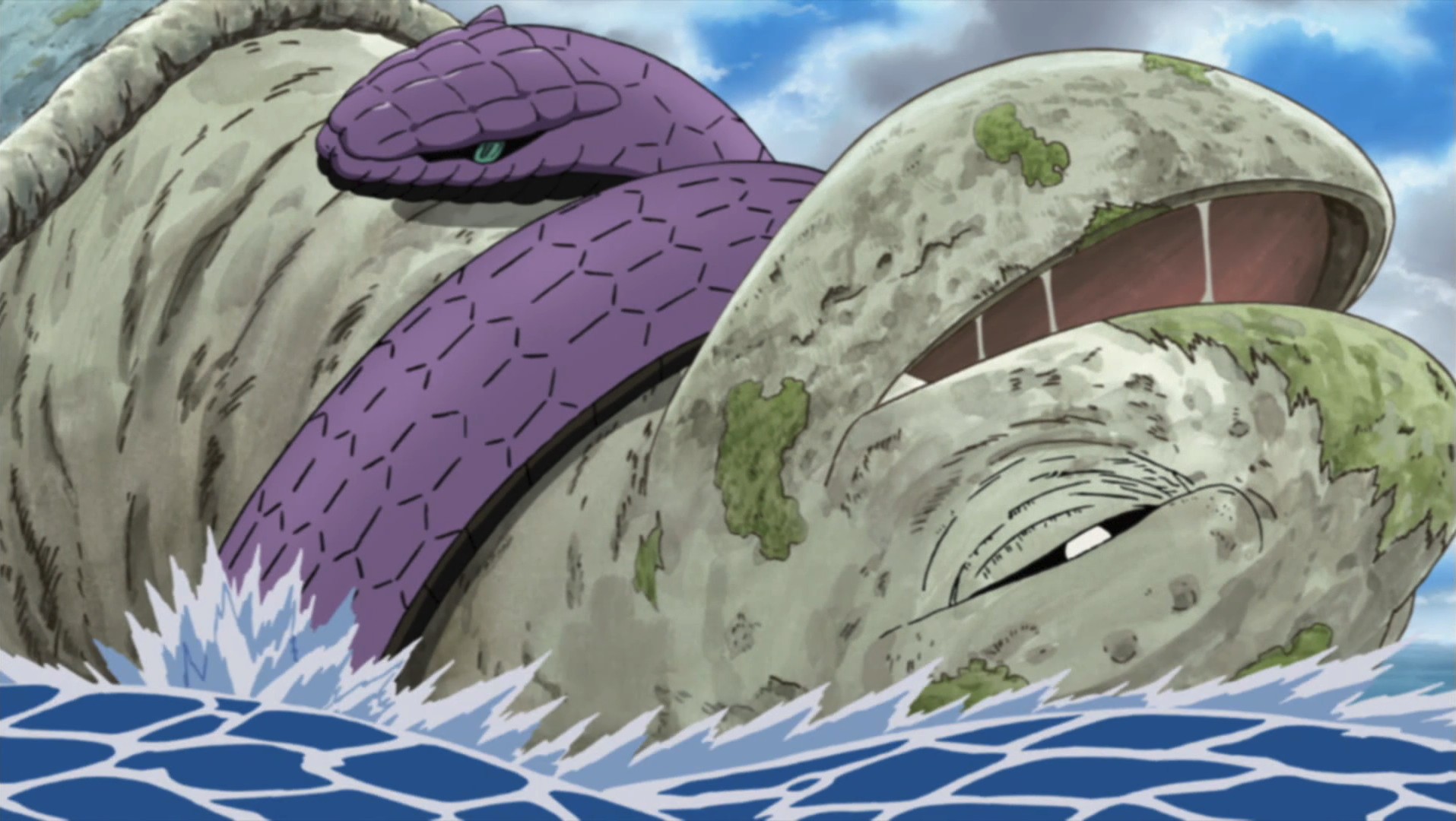Snake - Narutopedia, the Naruto Encyclopedia Wiki