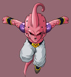 Majin Buu Freezer Absorbed by Macilento