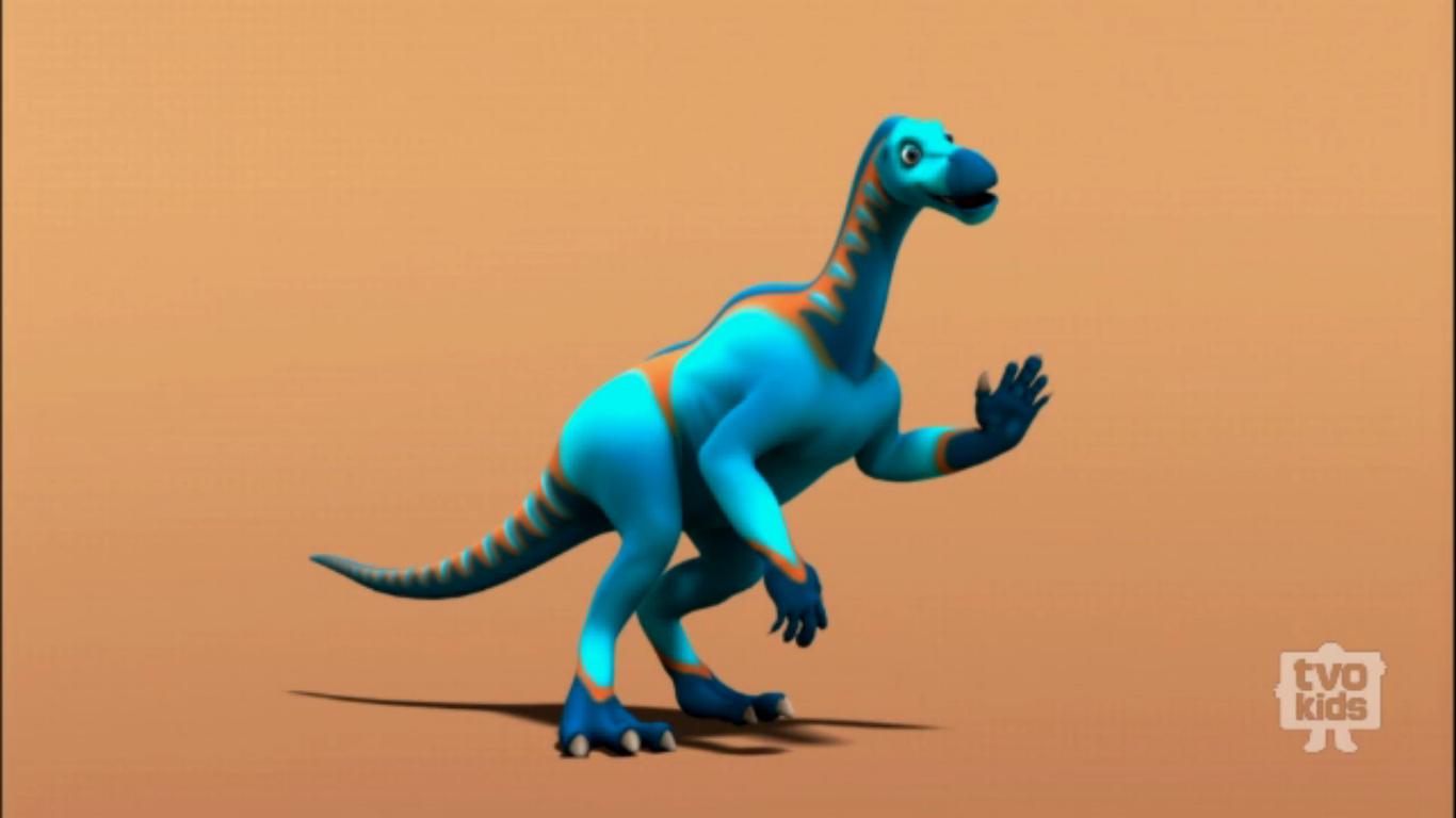 Iguanodon - Dinosaur Train Wiki