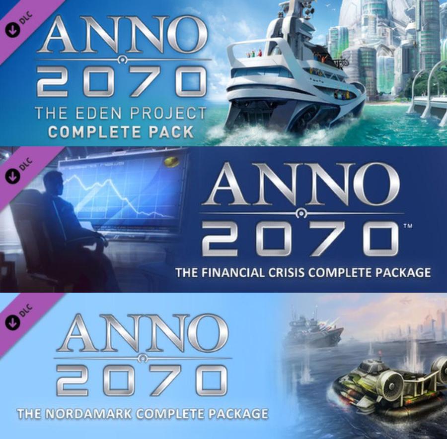 Кряк Anno 2070
