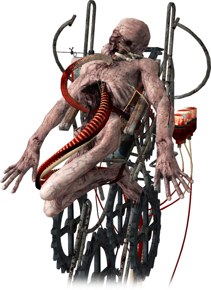 Wheelman - Silent Hill Wiki - Your special place about ...