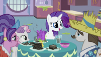 "Rarity ""Figured"" S2E05"