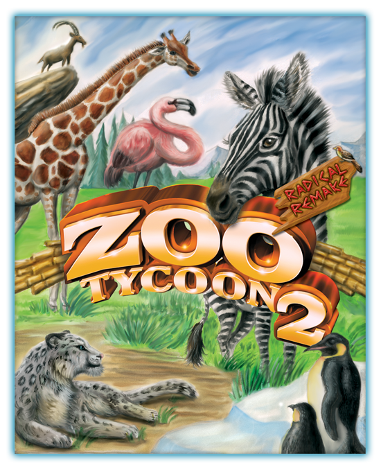 Zoo Tycoon 2  Radical RemakeZoo Tycoon 2 Radical Remake Biomes