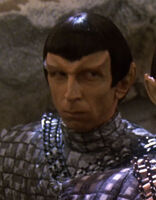 Romulan officer on Vilmor II 3