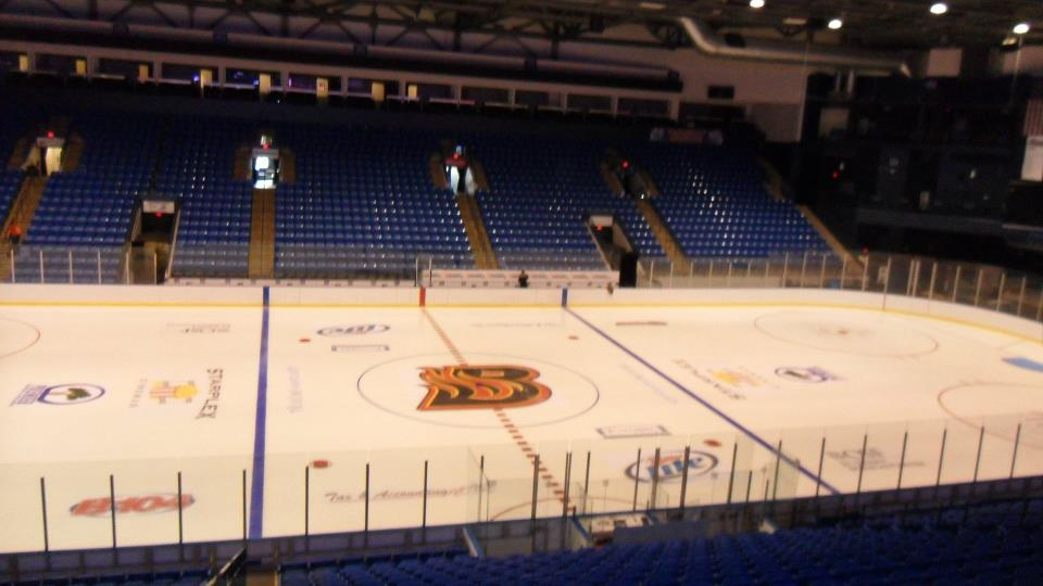 U S Cellular Coliseum Ice Hockey Wiki