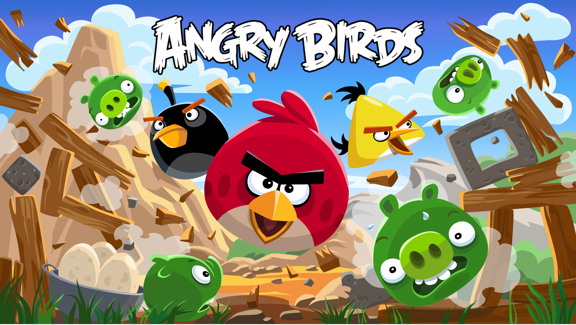 The ultimate angry birds online strategy guide, tips, tricks.