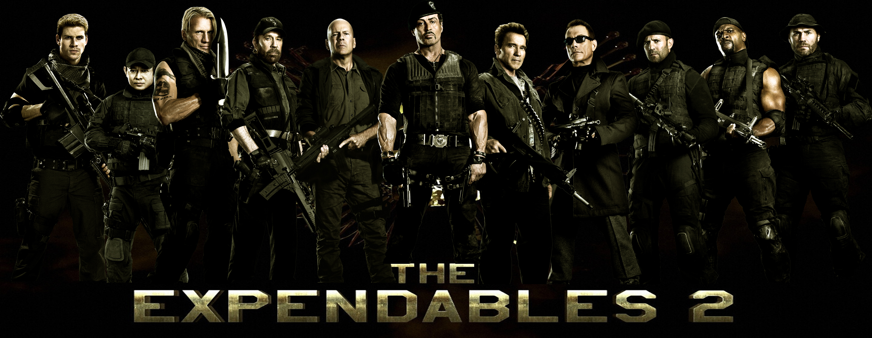 the expendables 2 cast - photo #20
