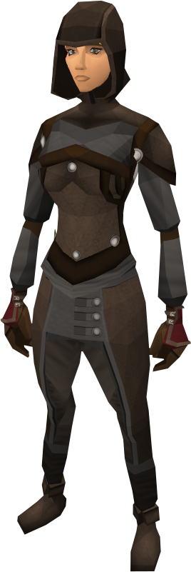 leather boots the runescape wiki