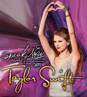 Speak Now World Tour 2011