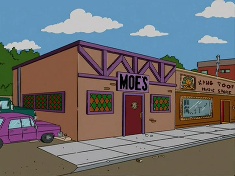 Springfield en 3D VII