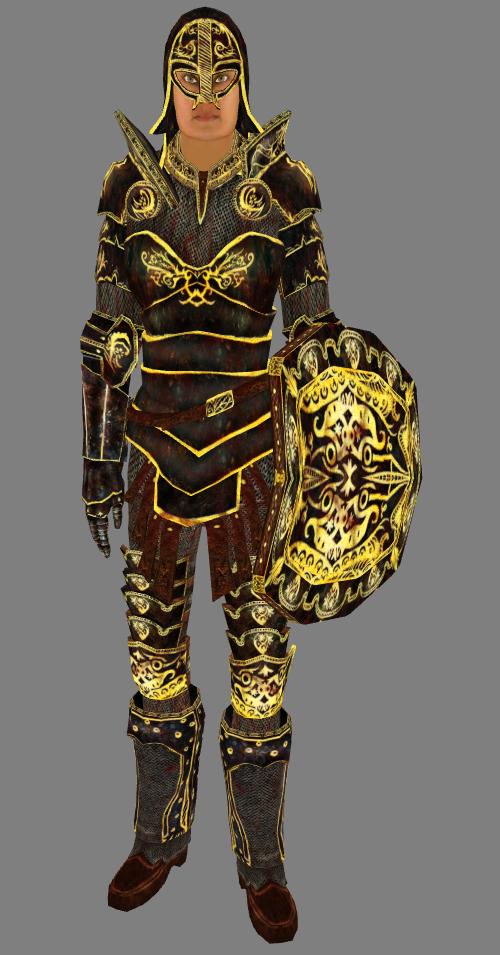 Oblivion Ebony Armor Location 91