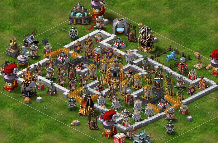 Quadrant Base - Backyard Monsters Wiki