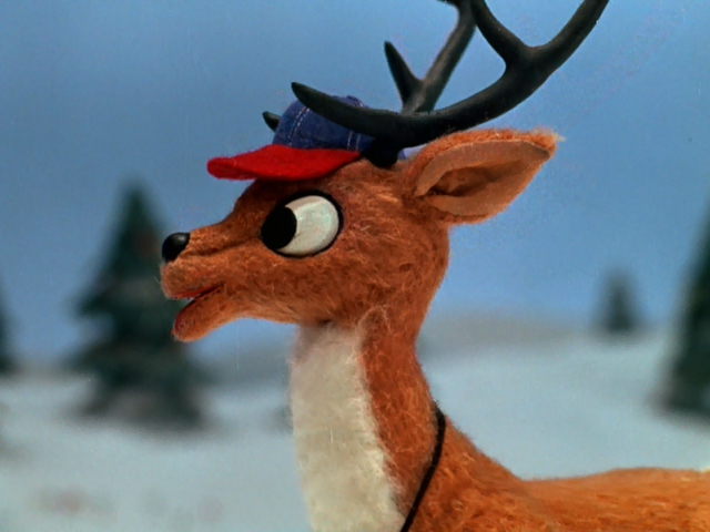 Rudolph the Red-Nosed Reindeer 1964 In the famous Rankin/Bass special ...