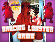 dancing lobsters gifs | WiffleGif |The Amanda Show Dancing Lobsters