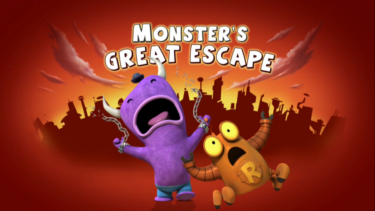 Windows10up.com Download Free Monster's Great Escape - Robot & Monster Wiki