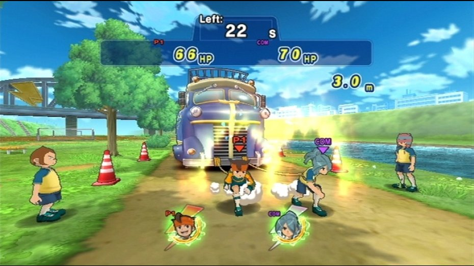 inazuma eleven games for pc