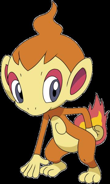 Pokemon Chimchar Images Pokemon Images