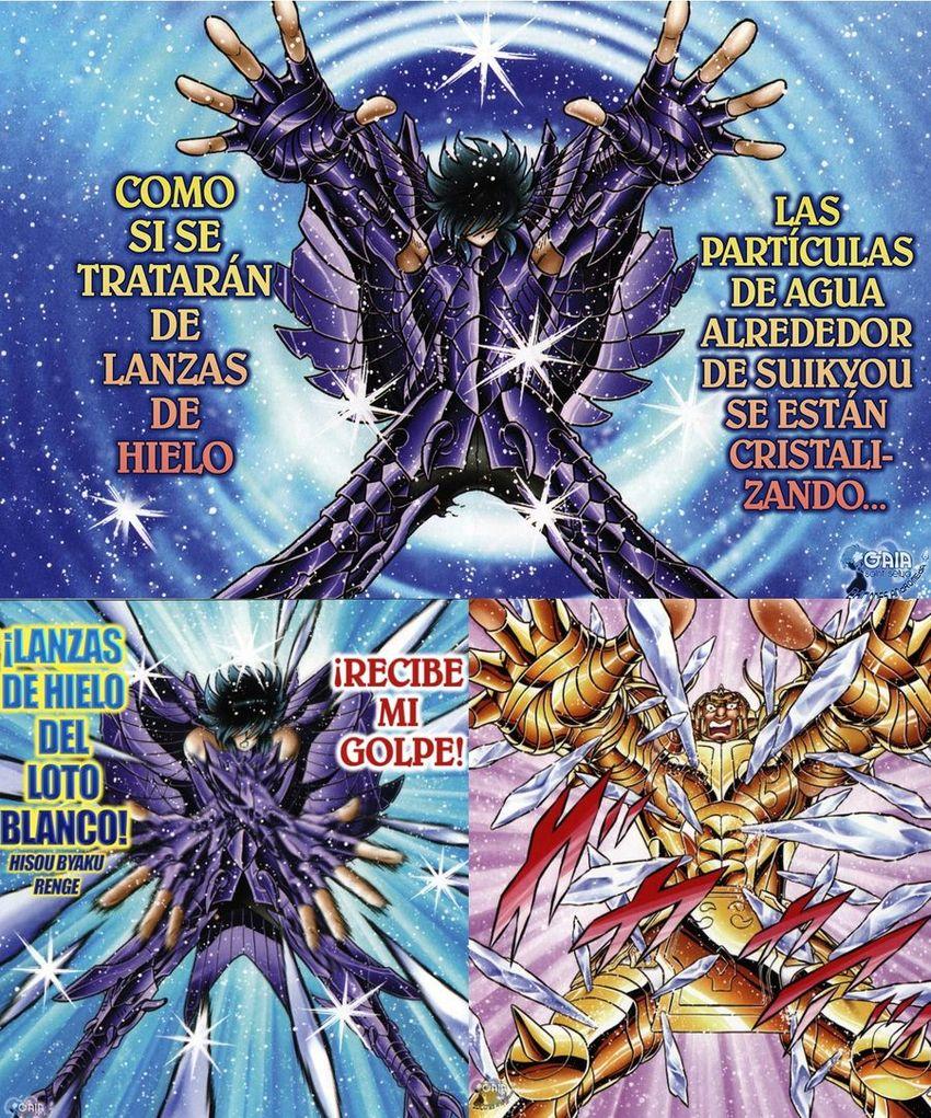 Juez del Infierno - Aiacos de Garuda Hisou_Byaku_Renge