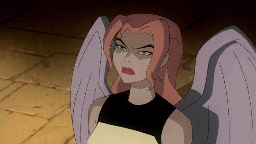 Hawkgirl/Shayera Hol - Batman Super-Fanon Wiki