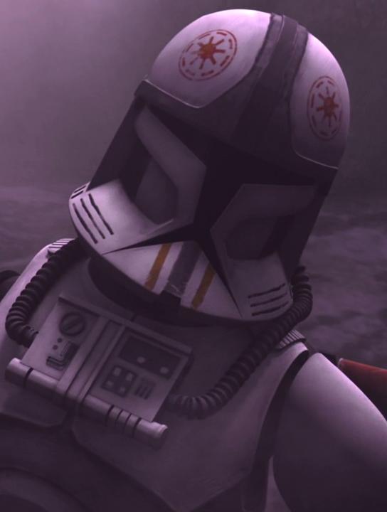Unidentified Clone Trooper Pilot Malastare