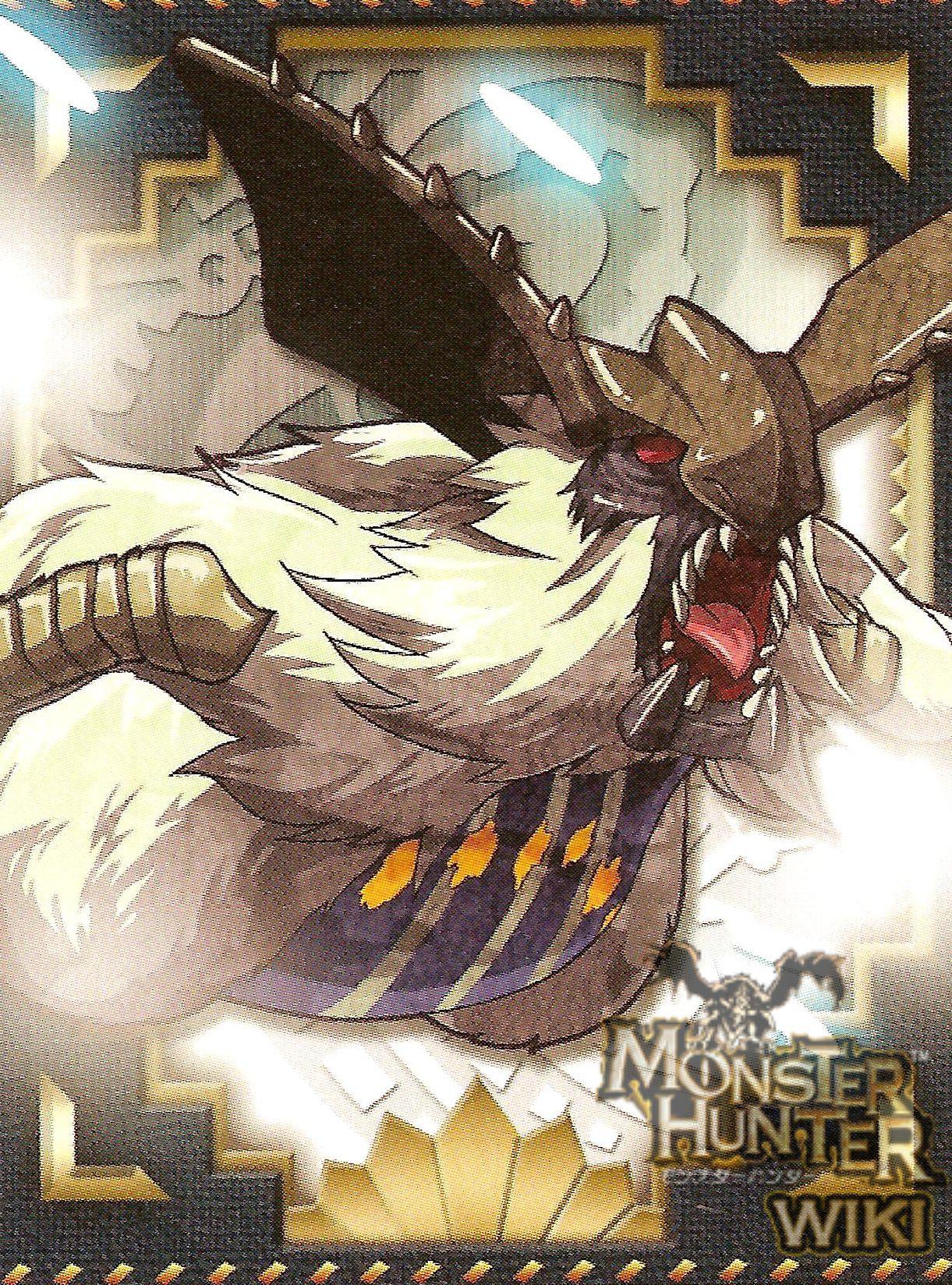 Lagombi - The Monster Hunter Wiki - Monster Hunter ...