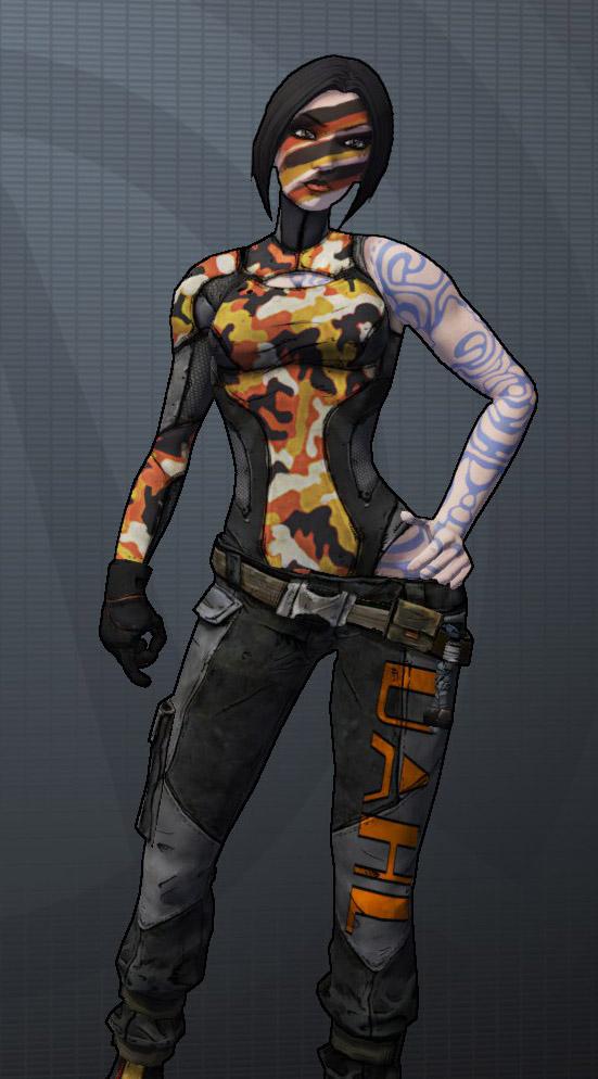 Outfit Maya Dahl Predator