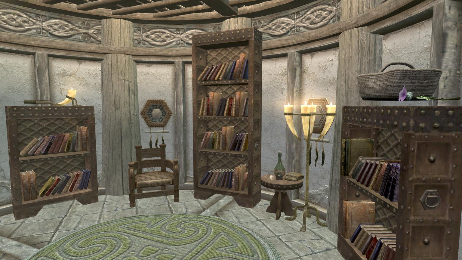 Library The Elder Scrolls Wiki